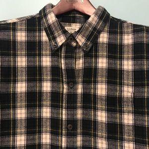 L.L. Bean Flannel Long Sleeve